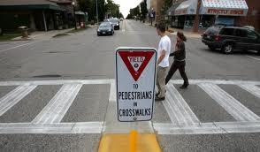 Pedestrian vs Drivers