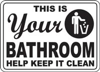 Comfort room reminders